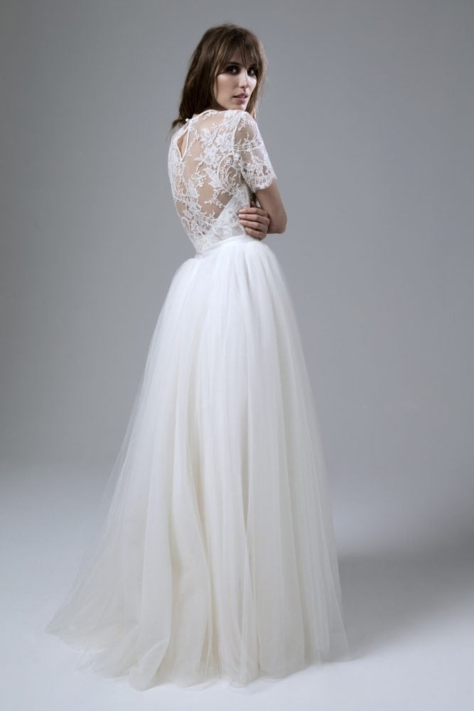 Wedding dresses by Kate Halfpenny. Annabel.