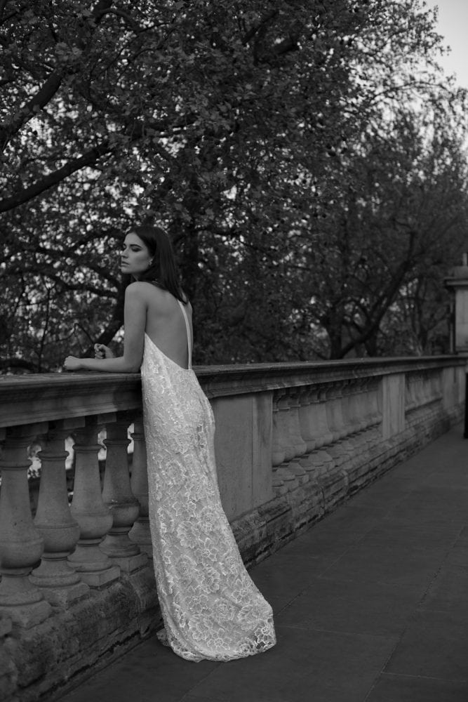 Charlie Brear, Bridal Collection for the modern minded bride
