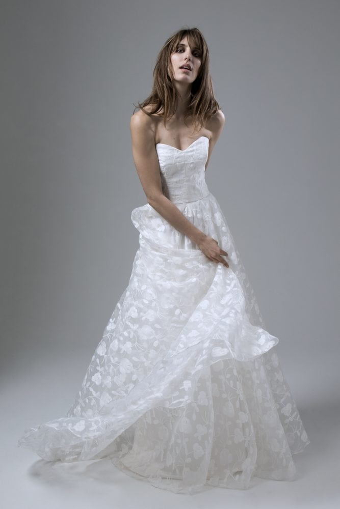 Wedding dresses by Kate Halfpenny. Emse.