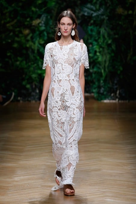 Erika Cavallini. Spring Summer 2016. Wedding dress style and inspiration