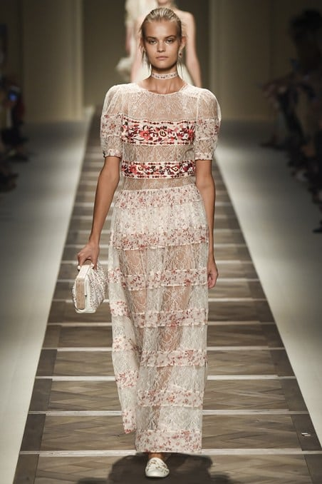 Etro. Spring Summer 2016. Wedding dress style and inspiration