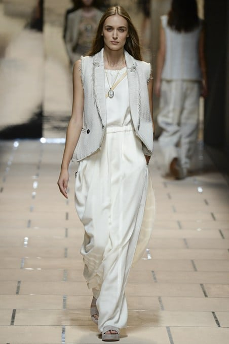 Trussardi. Spring Summer 2016. Wedding dress style and inspiration
