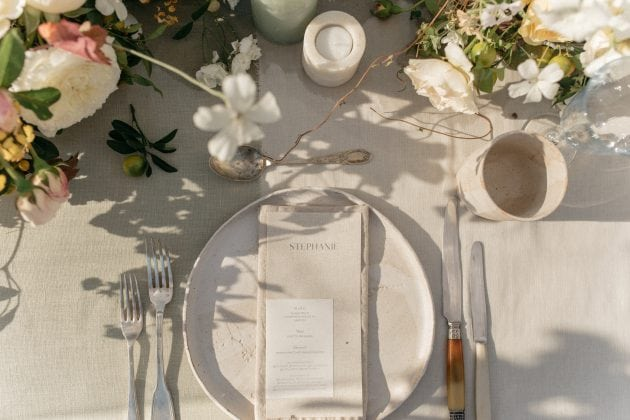 Midsummer Supper 2018 at Litha Workshop with styling by Knot & Pop, hosted by Jo Flowers and Hart Floral and photography by Gillian Stevens