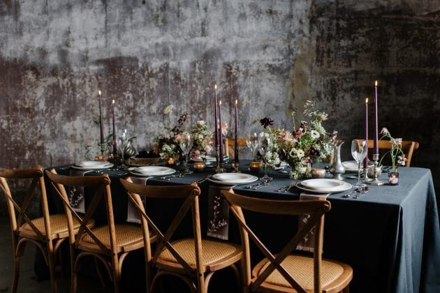 Individualist Wedding Design for Vera Wang X Wedgwood
