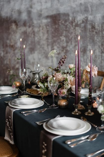 Textured Wedding Design for Vera Wang X Wedgwood
