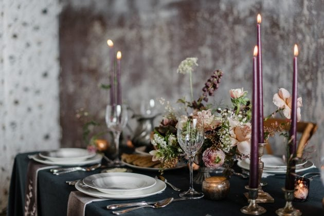 Sumptuous Wedding Design for Vera Wang X Wedgwood