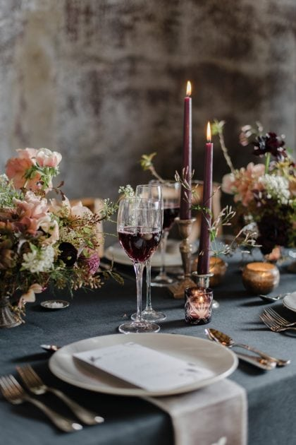 Wedding Feasting Ideas